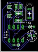 StrobLED-pcb-components